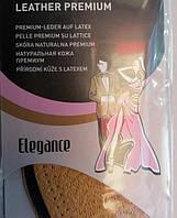 Стельки  кожаные  Coccine 36-45рр.(активированый уголь), фото 1
