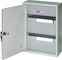 Шкаф распределительный e.mbox.RN-24 мет. навесной, 24 мод., 350х255х125 мм, фото 1