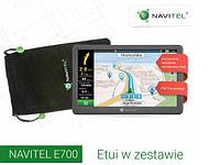 Навигатор  NAVITEL E700 Lifetime Mapy 45 Krajów  Europy i Pełnej Rosji