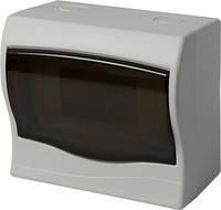 Корпус пластиковый 6-модульный e.plbox.stand.n.06, навесной, фото 1