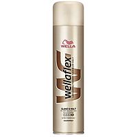 Wellaflex Лак для волосся Блиск і Фіксація, ультра сильної фіксації 400мл.-Оригінал