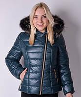 Куртка Наоми зеленый р. 42-56