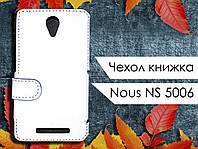 Чехол книжка для Nous NS 5006