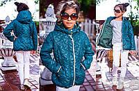 Детская куртка демисезонная № 010 в.и