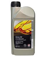 Моторное масло GM 5w30  1л