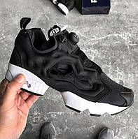 Кроссовки Reebok Insta Pump Fury Black/White