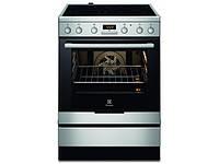 Электрическая кухонная плита ELECTROLUX EKC6450AOX