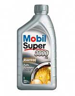 Моторное масло Mobil 5w40 Super 3000  1л