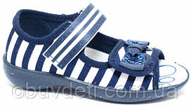 Детские босоножки сине белые 3f Польша 25 - стелька 16 см