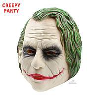 Латексная маска BoCool Joker - ДЖОКЕР