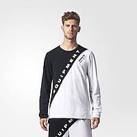 Мужской лонгслив Adidas Originals EQT Burnside (Артикул: BQ2096)