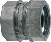 """Соединитель металлический e.industrial.pipe.connect.collet.1-1/4"""", цанговый, фото 1"""