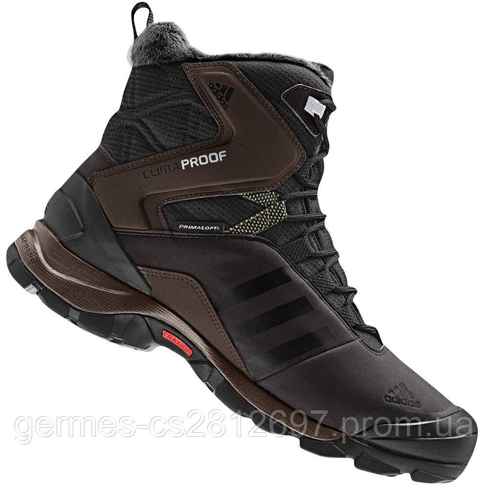 f2c14968ea2d Ботинки Мужские Зимние Adidas WINTER HIKER SPEED V22178 Коричневые — в  Категории