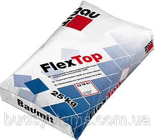 Клеевая смесь для плитки Baumit FlexTop, 25 кг