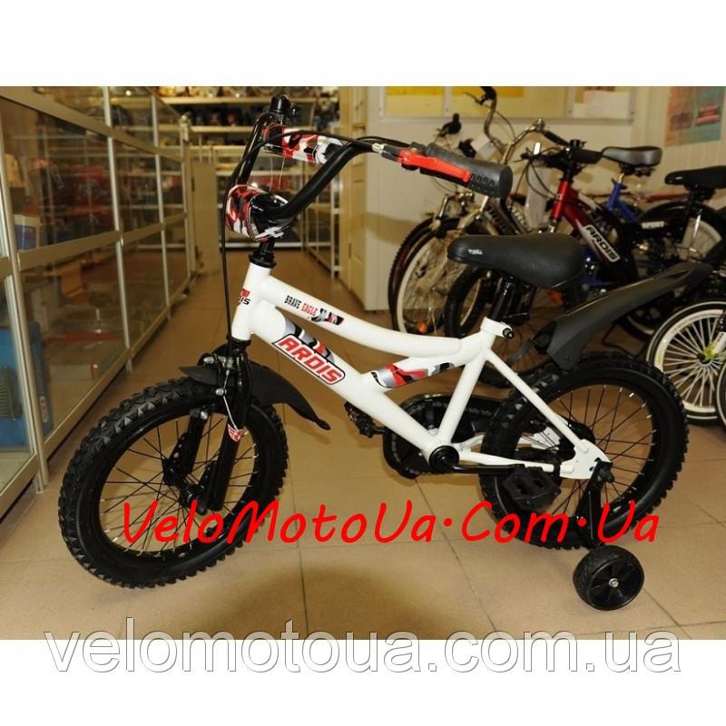 """Детский алюминиевый велосипед Ardis Brave Eagle AL BMX 16""""."""
