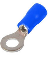 Изолированный наконечник e.terminal.stand.rv1.1,25.4.blue 0.5-1.5 кв.мм, синий