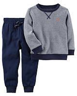 Набор штаны+кофта Carters на мальчика 2-5 лет Striped Top & Jogger Set