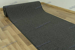 Грязезащитная дорожка Стандарт 120см. цвет темно-серый длина любая