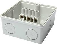 Коробка распределительная e.industrial.db.902.k, 88х88х53 с клеммной колодкой