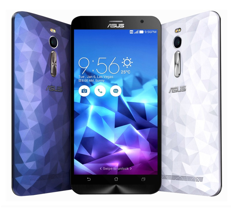 Смартфон Asus ZenFone 2 Deluxe 4Gb 128Gb