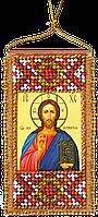 """Набор для вышивания бисером АВО-011-01 """"Молитва Господня. Отче наш"""" на украинском языке (холст)"""