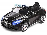 Детская машина на аккумуляторе TOYZ Mercedes AMG S63 Black