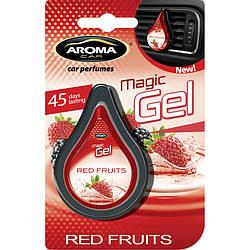 Ароматизатор Aroma Car Magic Gel RED FRUITS