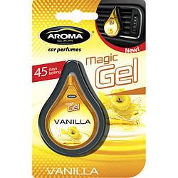Ароматизатор Aroma Car Magic Gel VANILLA