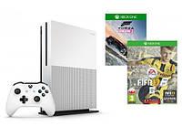 Консоль игровая Xbox ONE S 500 GB+FIFA17+FH3+6XL