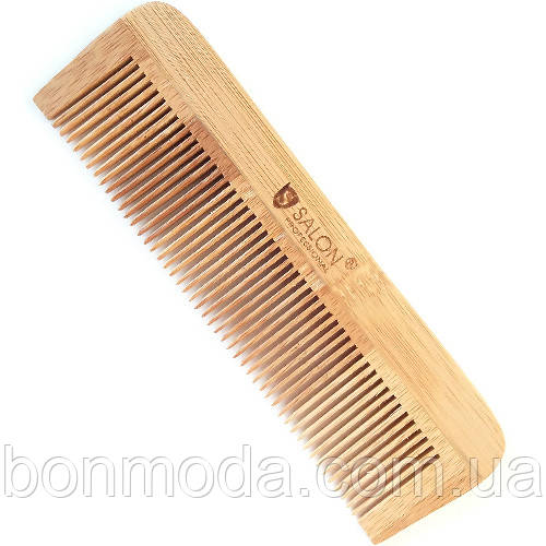 Расческа деревянная Salon Professional Гребень