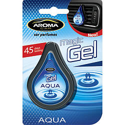 Ароматизатор Aroma Car Magic Gel AQUA