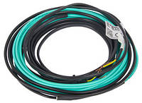 Кабель нагревательный одножильный e.heat.cable.s.17.250. 15м, 250Вт, 230В