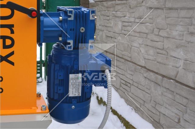 Зиговочная машина для металла Sorex