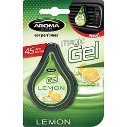 Ароматизатор Aroma Car Magic Gel LEMON