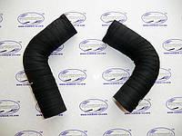 Набор патрубков радиатора нового образца (5301-1300000) (2 шт.) ЗиЛ бычёк