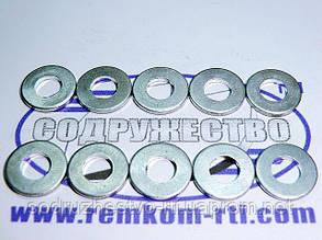 Шайба алюминиевая 06*12-1,5, Форсунка иномарок