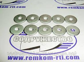 Шайба алюминиевая 04*14-1.5 (04*13.7-1.5) кольцо алюминиевое уплотнительное клапана распределителя Р-80