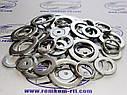 Шайба алюминиевая 09*16-1.5 кольцо алюминиевое уплотнительное распылителя форсунки МТЗ, ЮМЗ, СМД, фото 2