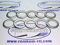 Шайба алюминиевая 14*20-1.5 кольцо алюминиевое уплотнительное штуцер-ввод (подача топлива) МТЗ, ЮМЗ, СМД, Т-40
