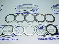 Шайба алюминиевая 20*27-1.5 кольцо алюминиевое уплотнительное компрессора автомобиль КамАЗ / МАЗ / ЗиЛ