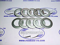 Шайба алюминиевая 20*32-1.5 кольцо алюминиевое уплотнительное штуцера распределителя Р-80