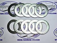Шайба алюминиевая 24*38-1.5 кольцо алюминиевое уплотнительное штуцера распределителя Р-80