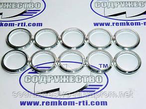 Шайба алюмінієва 16*20-3 конусне кільце алюмінієве кільце верхнього штуцера ЯМЗ