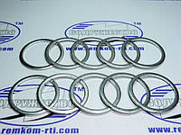 Шайба алюминиевая 24*36-1.5 кольцо алюминиевое уплотнительное