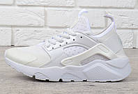Кроссовки женские белые Nike Air Huarache Ultra, Белый, 40