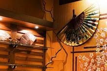 Декоративные веера на стену