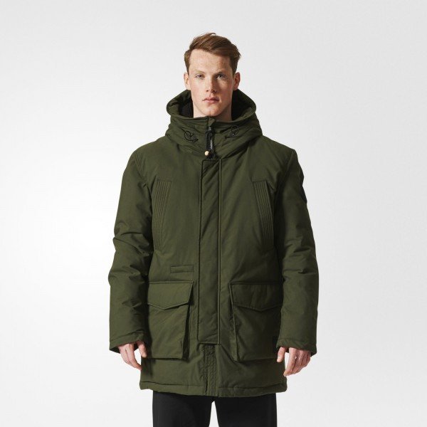 Зимняя парка мужская adidas Originals Heavy BQ5265 - Интернет магазин Tip -  все типы товаров в 1f9ae468f8f