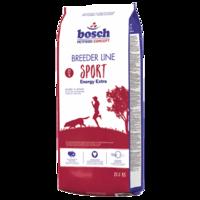 Bosch Breeder Sport -  Корм для собак с высоким уровнем активности - полноценно сбалансированный и высококачественный 20 кг