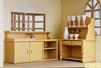"""Набор мебели """"Кухня с мойкой"""" (аналог Sylvanian Families) 012-03"""