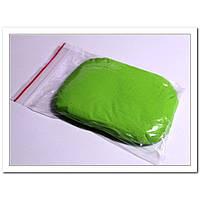 Мастика сахарная для обтяжки зеленая